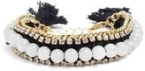 Ettika Rhinestone & Bead Bracelet