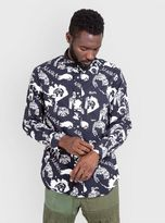 Gitman Brothers Alaska Print Button Down Shirt