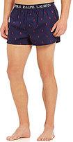 Polo Ralph Lauren Vintage Stretch Slim-Fit Paisley Woven Boxers