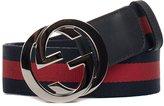Gucci Men's 411924h917n8497 Polyamide Belt