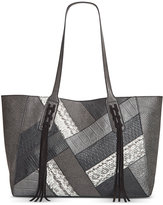 INC International Concepts Liaa Patchwork Tote, Only at Macy's
