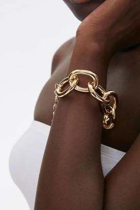 Forever 21 Chunky Chain Bracelet