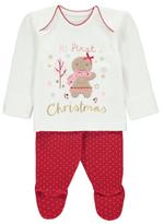 George My First Christmas Pyjamas