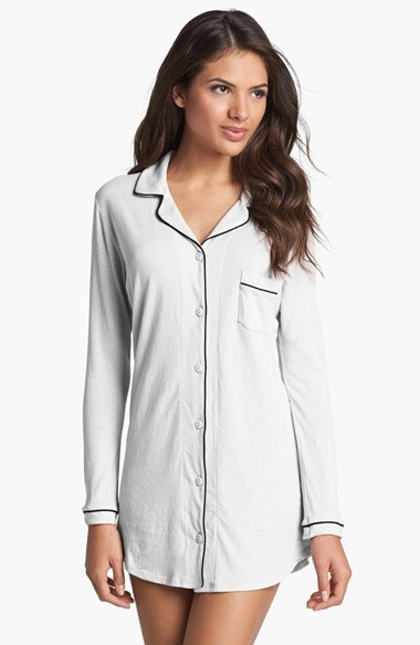 Only Hearts Club Organic Cotton Nightshirt