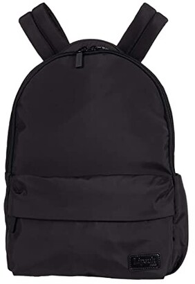 Lipault Paris City Plume Backpack (Black) Backpack Bags