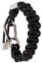 AMBUSH woven bracelet