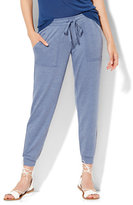 New York & Co. Lounge - Drawstring-Tie Jogger