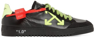 Off-White Off White 2.0 LEATHER LOW TOP SNEAKERS