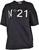 N°21 N 21 Short Sleeve Sweatshirt