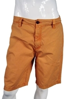 Tailor Vintage Orange Walking Bermuda Shorts