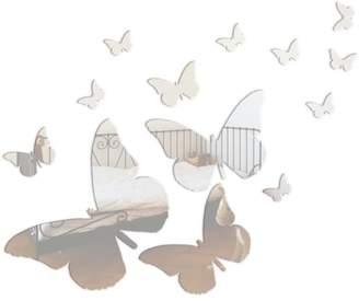 Mungai Mirrors Butterflies Acrylic Mirror Pack