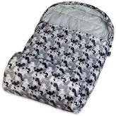 Wildkin Camo Stay Warm Sleeping Bag in Grey