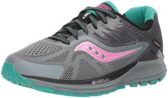 Saucony Women's Ride 10 GTX Running Shoes