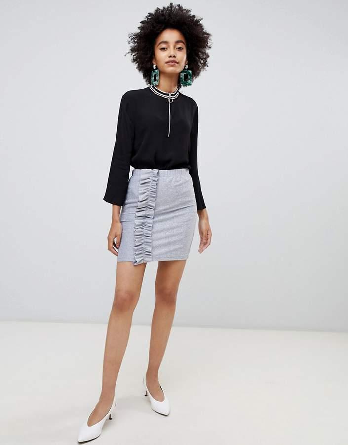 93f12ecd35 Purple Bodycon Skirt - ShopStyle UK