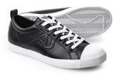 Giorgio Armani AJ Jeans Retro Sneakers - Vegan Leather (For Men)