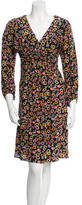 Joseph Silk Floral Dress w/ Tags