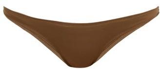 Talia Collins - The Classic Bikini Briefs - Khaki