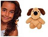 Ponytail Pals Ptp13-14-td2 Tan Dog Designed Ponytail44; Pack of 2