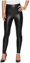 Splendid Faux Leather Leggings Women's Casual Pants