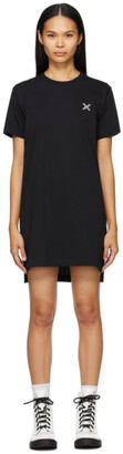 Kenzo Black Sport T-Shirt Dress