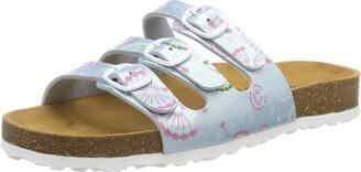 Lico Women's Bioline Flower Kids Low-Top Slippers