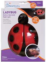 Dream Baby Dreambaby Ladybug Battery-Operated Night Light