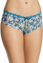 Honeydew Camellia Lace Hipster