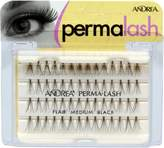 Andrea Permalash Individual Lashes - Flair Medium Black, 56-Count (Pack of 4) by