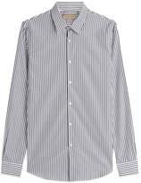 Burberry Seaford Striped Cotton Shirt