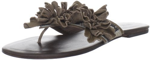 Nara Shoes Women's Rebecca Thong Sandal