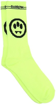 Barrow Socks In Yellow Cotton
