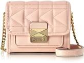 Karl Lagerfeld Light Pink K/Kuilted Crossbody Bag