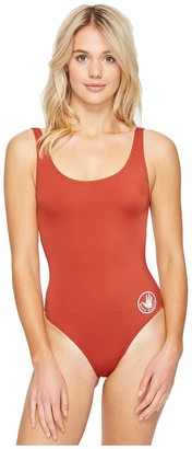Body Glove Junior's Smoothies U and Me One Piece Swimsuit