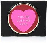 Kate Spade Be Mine Heart Card Holder Credit Card Holder