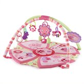 Unknown Bright Starts - Pretty In Pink Giggle Garden Activity Gym