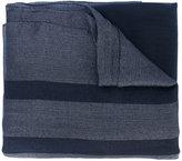 Salvatore Ferragamo striped stole - women - Cashmere/Cupro/Polyester - One Size