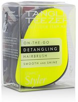 Tangle Teezer Compact Styler On-The-Go Detangling Hair Brush - # Lemon Zest - 1pc