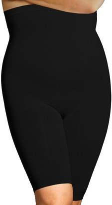 Body Wrap BodyWrap Women's Plus Size Full Figure The Catwalk High-Waist Panty