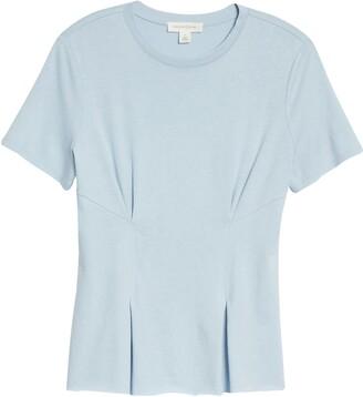 Treasure & Bond Corset Detail T-Shirt