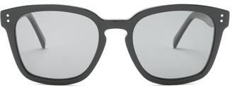 Celine Square Acetate Sunglasses - Black