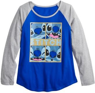 Disney Disney's Lilo & Stitch Girls 7-16 & Plus Size Graphic Tee