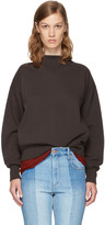 Etoile Isabel Marant Black Moby Sweatshirt