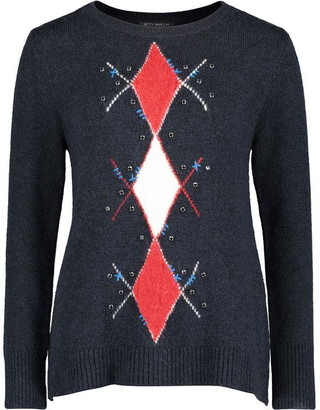 Betty Barclay Embellished Sweater