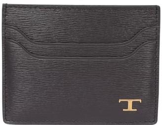 Tod's Tods T Timeless Logo Cards Holder