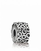 Pandora Clip - Sterling Silver S Clip, Moments Collection
