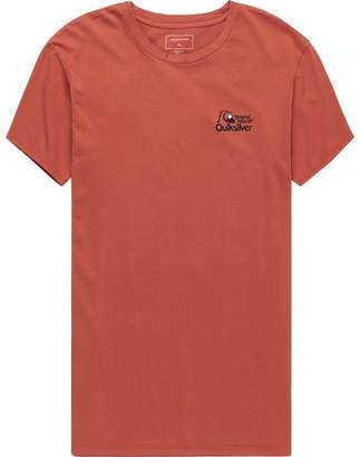 Quiksilver Bouncing Heart T-Shirt - Men's