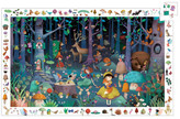 Djeco Enchanted Forest Puzzle - 100 Pieces