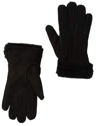 UGG Classic Tasman Genuine Shearling Gloves
