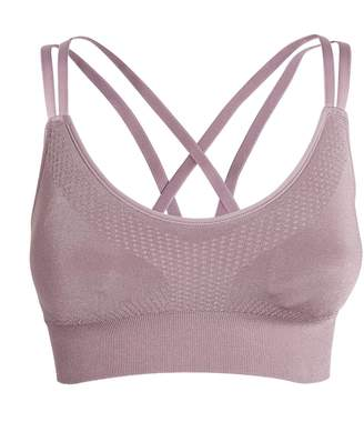 adidas All Me Primeknit Flow Sports Bra