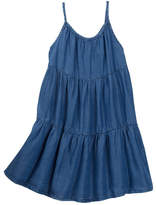 Joe Fresh Ruffle Sundress (Toddler & Little Girls)